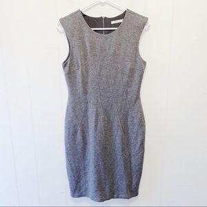 Bailey 44 Gray Sleeveless Sheath Dress